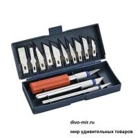 Набор ножей для резьбы по дереву